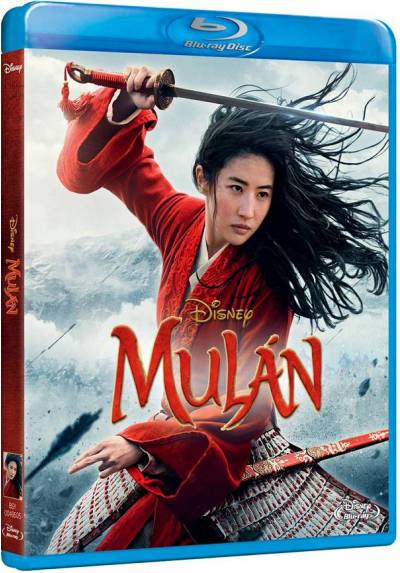 Mulán (Imagen real) (Blu-ray)