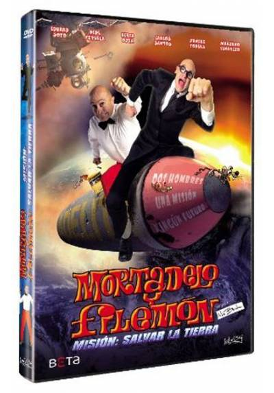 Mortadelo Y Filemón - Misión : Salvar La Tierra