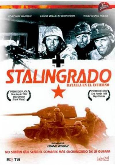 Stalingrado: Batalla en el infierno (Hunde, wollt ihr ewig leben)