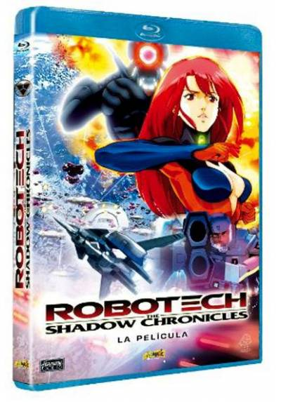 Robotech: The Shadow Chronicles - La película (Bluray) (Robotech: The Shadow Chronicles - The Movie)