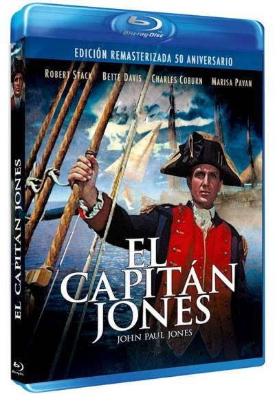 El Capitan Jones (Blu-Ray) (John Paul Jones)