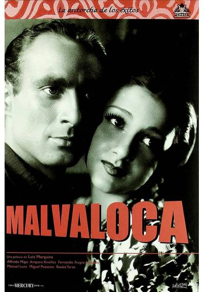 Malvaloca (DVD + CD)