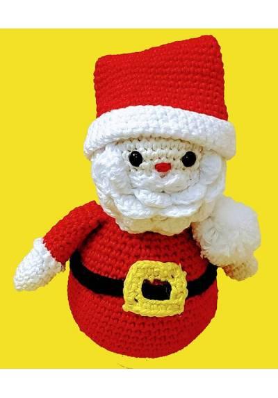 Papa Noel (Amigurumis) Especial Navidad