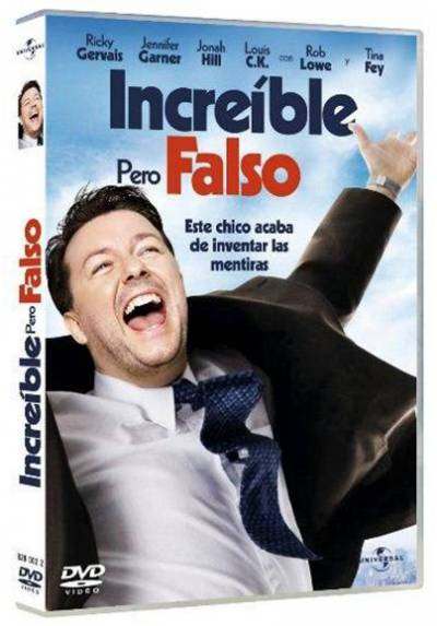 Increíble pero falso (The Invention of Lying)