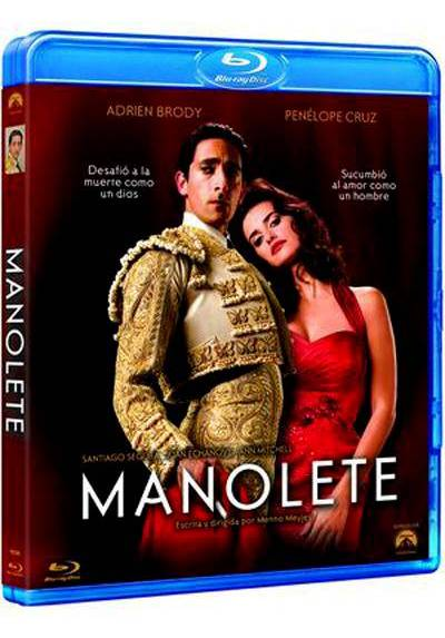 Manolete (Blu-ray)