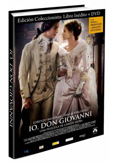 Io, Don Giovanni  (Libro + DVD)