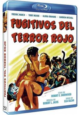 Fugitivos del terror rojo (Blu-ray) (Man on a Tightrope)