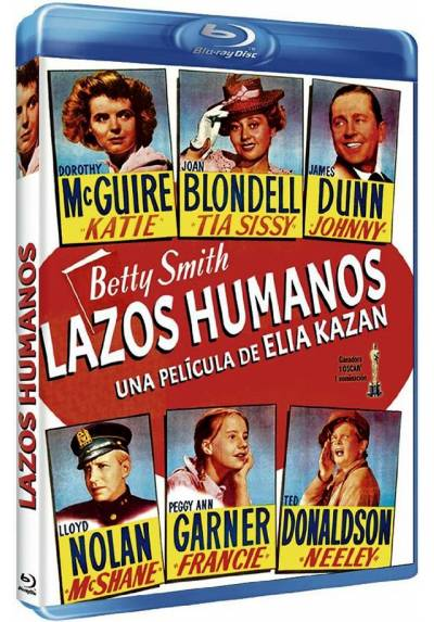Lazos humanos (Blu-ray) (A Tree Grows in Brooklyn)
