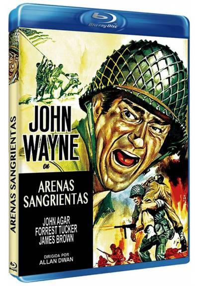 Arenas sangrientas (Blu-ray) (Sands of Iwo Jima)