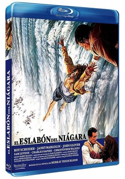 El eslabón del Niágara (Blu-ray) (Last Embrace)