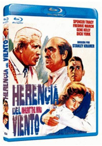 La herencia del viento (Blu-ray) (Inherit the Wind)