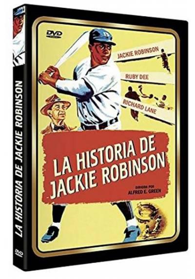 La historia de Jackie Robinson (The Jackie Robinson Story)