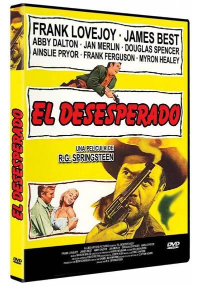 El desesperado (Cole Younger, Gunfighter)