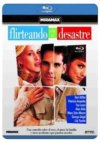 copy of Flirteando Con El Desastre (Blu-Ray + Dvd)) (Flirting With Disaster)