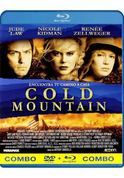 Cold Mountain (Blu-Ray + DVD)