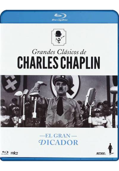 El Gran Dictador (Blu-ray) (The Great Dictator)