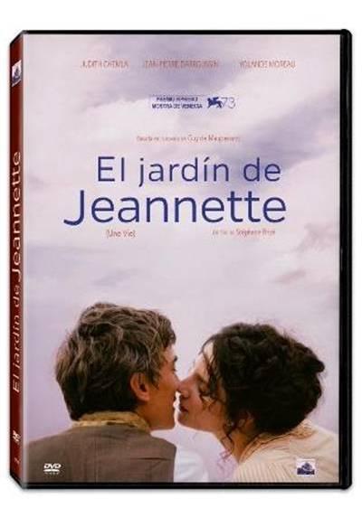 El jardín de Jeannette (Une vie)