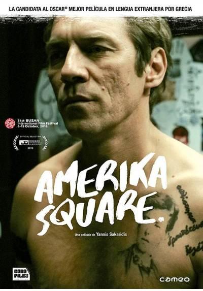 Amerika Square (V.O.S) (Plateia Amerikis)