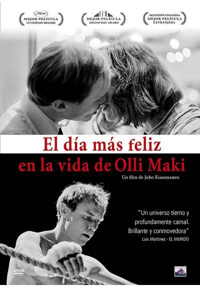 El día más feliz en la vida de Olli Mäki (V.O.S) (Hymyilevä mies) ((The Happiest Day in the Life of Olli Mäki)