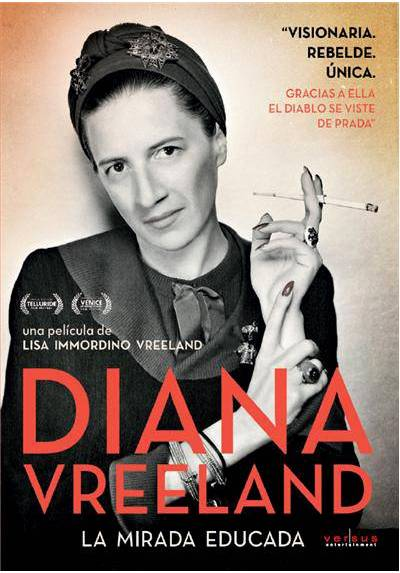 Diana Vreeland, la mirada educada (V.O.S) (Diana Vreeland: The Eye Has to Travel)
