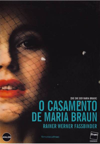 El matrimonio de Maria Braun - Ed. Portuguesa (O casamiento de Maria Braun) (Die Ehe der Maria Braun)