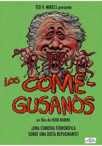 Los come-gusanos (V.O.S) (The Worm Eaters)