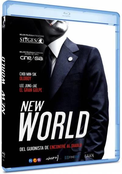 New World (Blu-ray) (Sinsegye - Sin-se-gae)