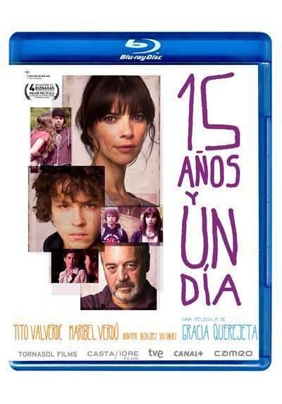 15 años y un día (Blu-ray)