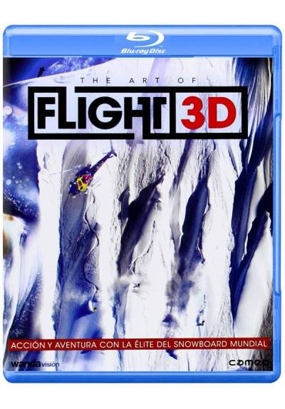 The Art of Flight (V.O.S) (Blu-ray)