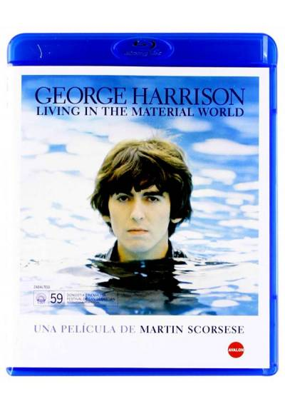 George Harrison: Living in the Material World (V.O.S) (Blu-ray)