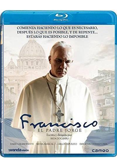 Francisco, el padre Jorge (Blu-ray)