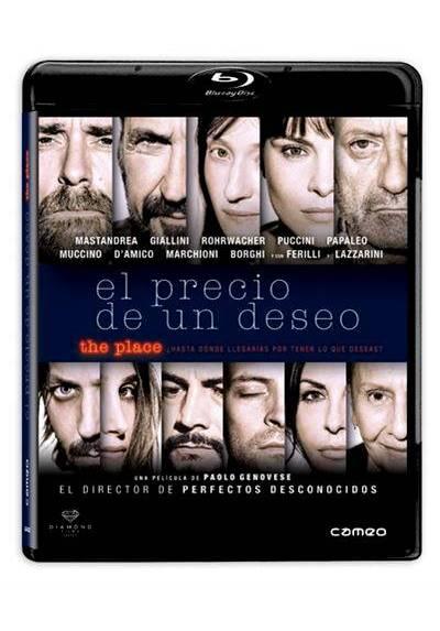 The Place: El precio de un deseo (Blu-ray) (The Place)