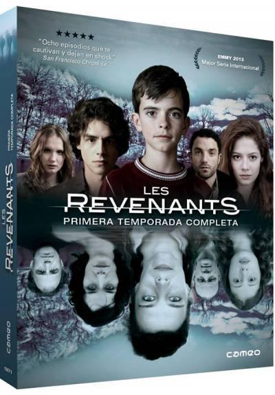 Les Revenants - Temporada 1ª Completa (Blu-ray)