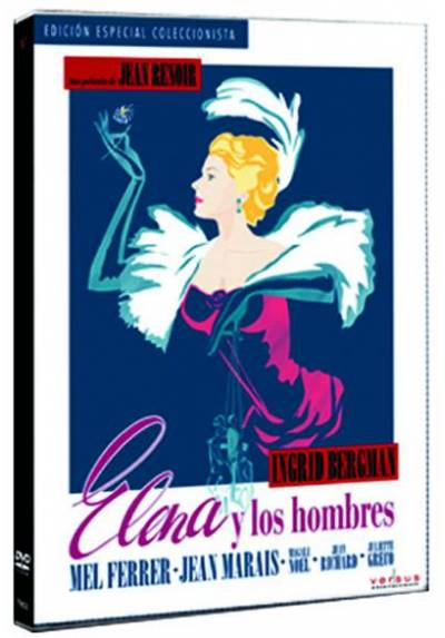 Elena y los hombres (V.O.S) (Ed. Especial Coleccionista) (Elena et les hommes)