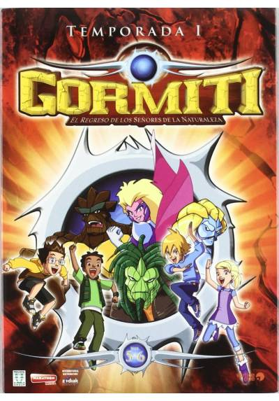 Gormiti: El Regreso de los Señores de la Naturaleza - Temporada 1 Vol. 5 y 6