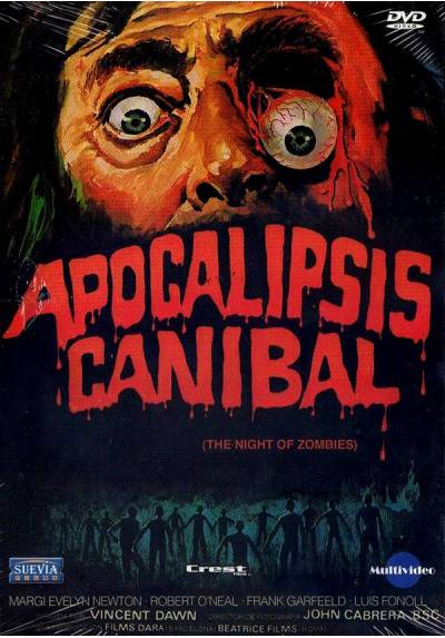 Apocalipsis caníbal (Virus) (Hell of the Living Dead)