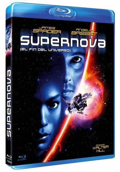 Supernova (El fin del universo) (Blu-ray)
