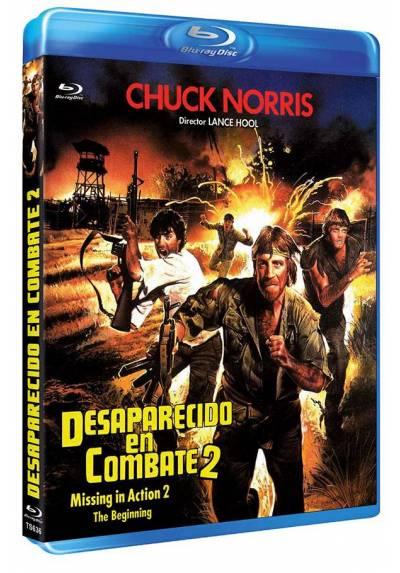 Desaparecido en combate 2 (Blu-ray) (Missing in Action 2: The Beginning)