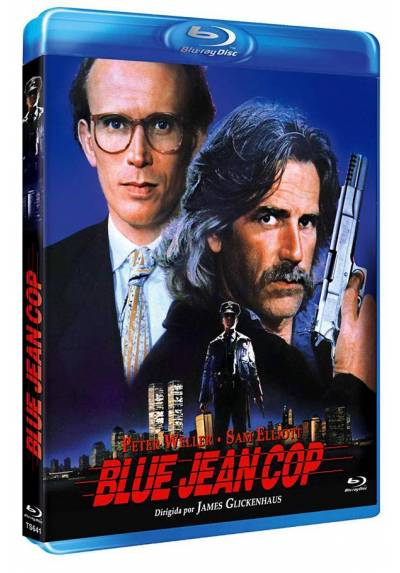 Blue Jean Cop (Blu-ray)