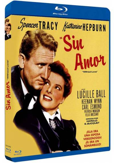 Sin amor (Blu-ray) (Without Love)