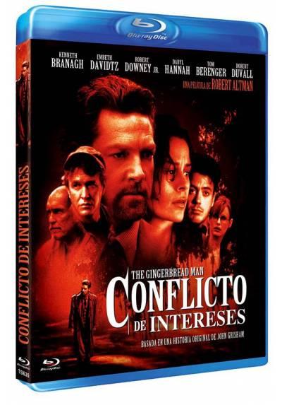 Conflicto de intereses (Blu-ray) (The Gingerbread Man)