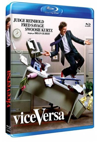 Viceversa (Blu-ray) (Vice Versa)