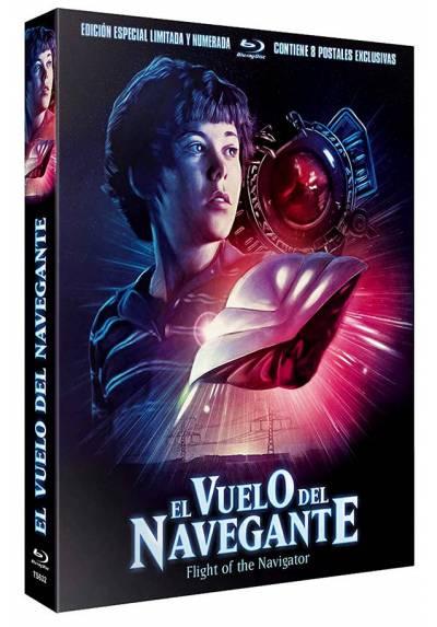 copy of El Vuelo Del Navegante (Blu-Ray) (Flight Of The Navigator)