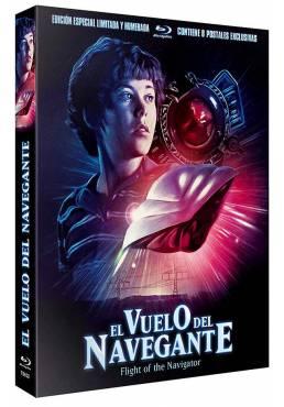 El Vuelo Del Navegante (Blu-Ray) (Ed. Limitada - Contiene 8 Postales) (Flight Of The Navigator)