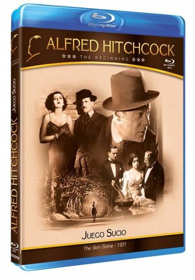 Juego sucio (Blu-ray) (Bd-R) (The Skin Game)