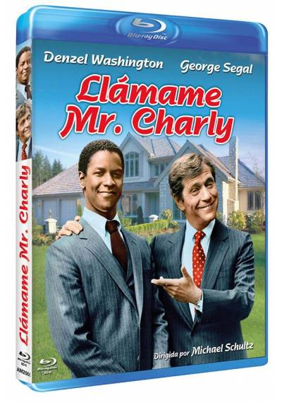 Llámame Mr. Charly (Blu-ray) (Bd-R) (Carbon Copy)