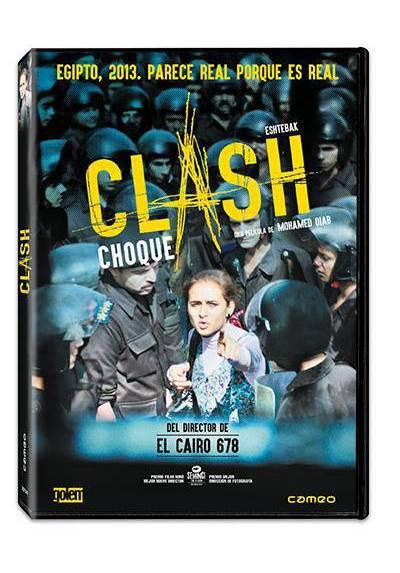 Clash (V.O.S) (Eshtebak)