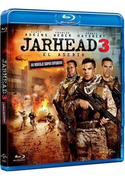 Jarhead 3: El asedio (Blu-ray) (Jarhead 3: The Siege)