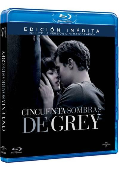 Cincuenta sombras de Grey (Blu-ray) (Fifty Shades of Grey)