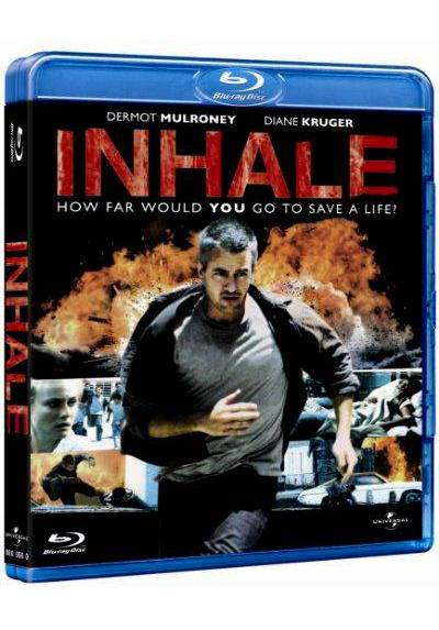 Inhale (Blu-ray)